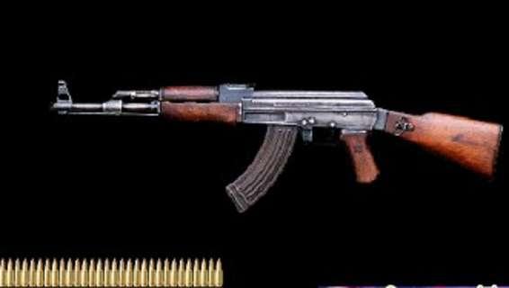 巴雷特玩具枪