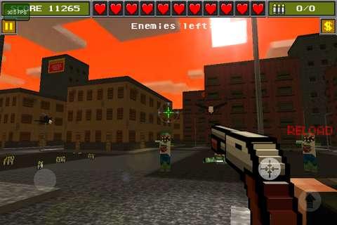 3d射击小游戏 mm小游戏邪恶图片